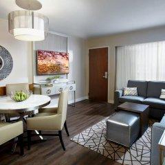 Отель The District by Hilton Club 3* Люкс с различными типами кроватей фото 3