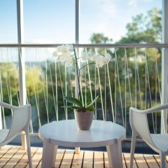Hedon Spa & Hotel балкон