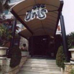 Отель Milton Iris italy Кьянчиано Терме спортивное сооружение