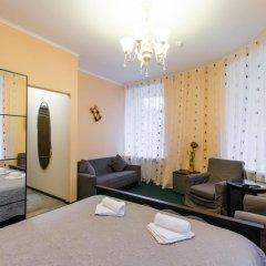 Мини-отель МВ-отель Стандартный семейный номер с разными типами кроватей фото 2
