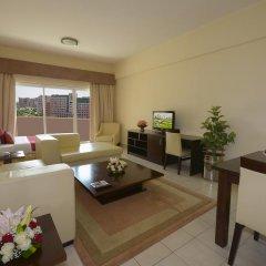 Parkside Suites Hotel Apartment 4* Люкс с различными типами кроватей фото 3