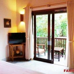 Отель Hoi An Chic 3* Семейный люкс с двуспальной кроватью фото 4