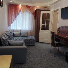 Гостиница Арт-Сити 4* Люкс с различными типами кроватей фото 2