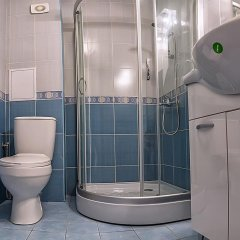 Отель Europe Apartments Болгария, Поморие - отзывы, цены и фото номеров - забронировать отель Europe Apartments онлайн ванная