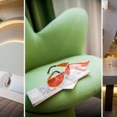 Hotel Da Vinci 4* Полулюкс с различными типами кроватей фото 8