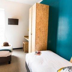 Beautiful City Hostel & Hotel Улучшенный номер фото 3
