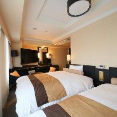 Отель APA Hotel Nihombashi-Hamachoeki - Minami Япония, Токио - отзывы, цены и фото номеров - забронировать отель APA Hotel Nihombashi-Hamachoeki - Minami онлайн комната для гостей фото 4