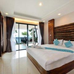 Отель Dusit Buncha Resort Koh Tao 3* Вилла с различными типами кроватей фото 2