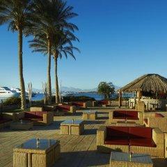 Апартаменты Hurghada Suites & Apartments Serviced by Marriott бассейн