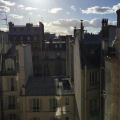 Hotel de Prony балкон