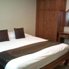 Отель Villa Thongbura 3* Студия с различными типами кроватей фото 23