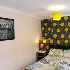 The Dublin Central Hostel комната для гостей
