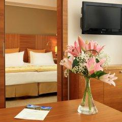 Hotel International Prague 4* Стандартный номер с различными типами кроватей фото 6
