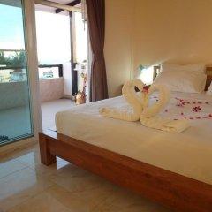Отель Patamnak Beach Guesthouse 3* Люкс с 2 отдельными кроватями фото 11