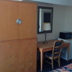 Отель Relax Inn Downtown Vicksburg Стандартный номер с различными типами кроватей фото 3