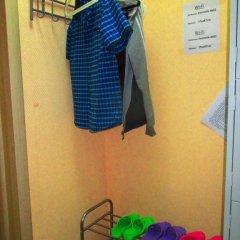 Hostel Avrora Кровать в общем номере с двухъярусной кроватью фото 32