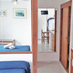 Отель Estel Blanc Apartaments - Adults Only Стандартный номер с различными типами кроватей фото 9