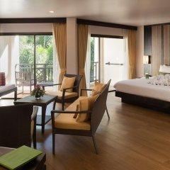 Отель Deevana Patong Resort & Spa 4* Улучшенный номер с двуспальной кроватью фото 4