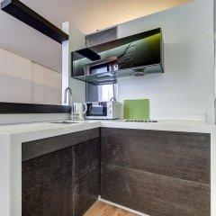 Апартаменты СТН Апартаменты на Караванной Студия с разными типами кроватей фото 10