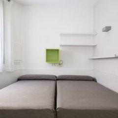 Отель Residencia Universitaria Barcelona Diagonal Барселона комната для гостей фото 3