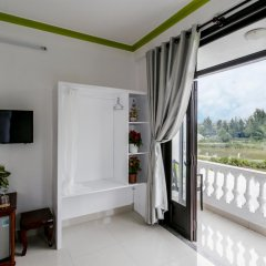 Отель Coconut Hamlet Homestay 2* Стандартный номер с различными типами кроватей фото 5