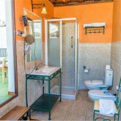 Отель Posada Del Toro ванная фото 2