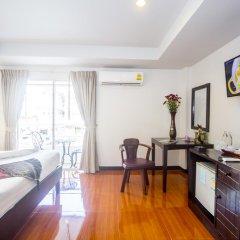 Отель Silver Resortel Улучшенный номер с двуспальной кроватью фото 6