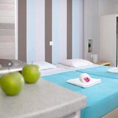 Отель Ilios Studios Stalis Студия с различными типами кроватей фото 6