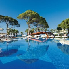 Отель Cornelia De Luxe Resort - All Inclusive бассейн фото 5