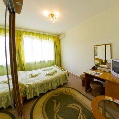 Кристина Отель 2* Стандартный номер двуспальная кровать