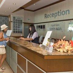 Отель in Grenada Болгария, Солнечный берег - отзывы, цены и фото номеров - забронировать отель in Grenada онлайн интерьер отеля фото 2