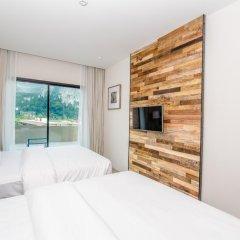 Отель Sugar Marina Resort - Cliff Hanger Aonang 4* Номер Делюкс с различными типами кроватей фото 8