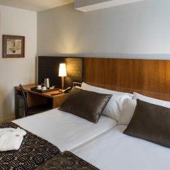 Отель Catalonia Barcelona Golf 3* Улучшенный номер с различными типами кроватей фото 4