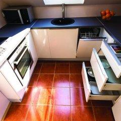 Апартаменты Vecbulduri Apartment Jurmala Апартаменты с разными типами кроватей фото 10