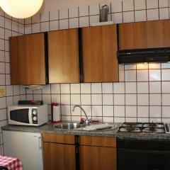 Отель Hospedaria Verdemar Апартаменты с различными типами кроватей фото 21