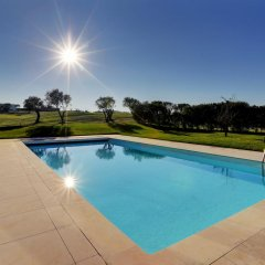 Отель Bom Sucesso Design Resort Leisure & Golf Обидуш бассейн фото 3