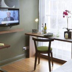 Отель Citadines South Kensington London Великобритания, Лондон - отзывы, цены и фото номеров - забронировать отель Citadines South Kensington London онлайн удобства в номере