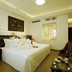 Noble Boutique Hotel Hanoi 3* Люкс с различными типами кроватей фото 5