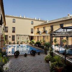 Alcazar De La Reina Hotel бассейн фото 2