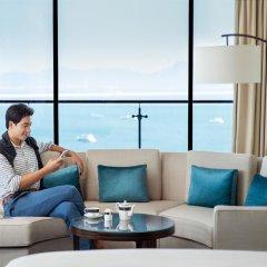 JW Marriott Hotel Sanya Dadonghai Bay 5* Люкс с различными типами кроватей