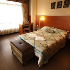 Отель Fuente Oro Business Suites 3* Стандартный номер с различными типами кроватей фото 5