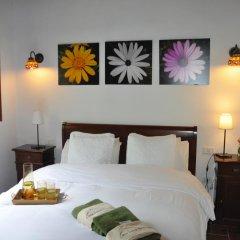 Отель Casa Rural DoÑa Herminda Ла-Матанса-де-Асентехо комната для гостей фото 2