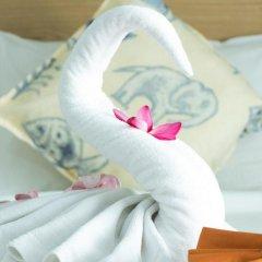 Отель Jomtien Plaza Residence 3* Номер Делюкс с различными типами кроватей