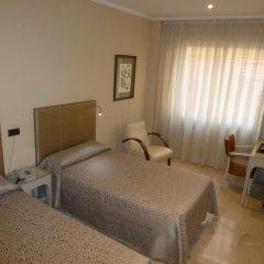 Отель Sancho Испания, Мадрид - отзывы, цены и фото номеров - забронировать отель Sancho онлайн комната для гостей фото 2