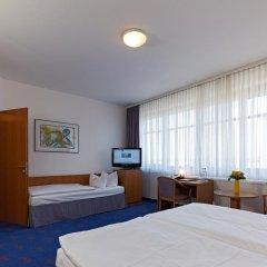 Kim Hotel Dresden 4* Стандартный номер с различными типами кроватей фото 3