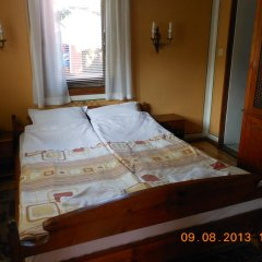 Family Hotel Kalina 3* Стандартный номер с различными типами кроватей фото 6