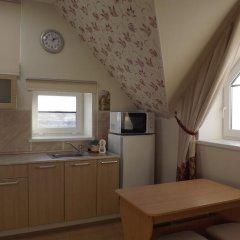 Гостевой дом Три клена Номер Комфорт с различными типами кроватей фото 5