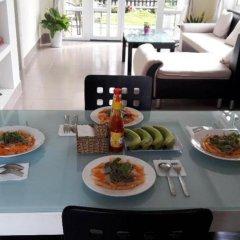 Отель Villa An Nhien Homestay Далат питание