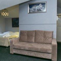 Апартаменты на Поварской Студия с различными типами кроватей
