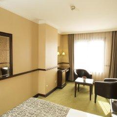 Topkapi Inter Istanbul Hotel 4* Стандартный номер с различными типами кроватей фото 34